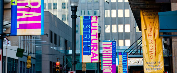 What to do in Pittsburgh Pennsylvania #LovePGH @vstpgh Cultural District