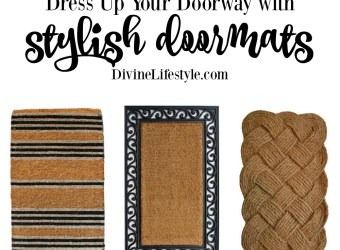 Stylish Doormats