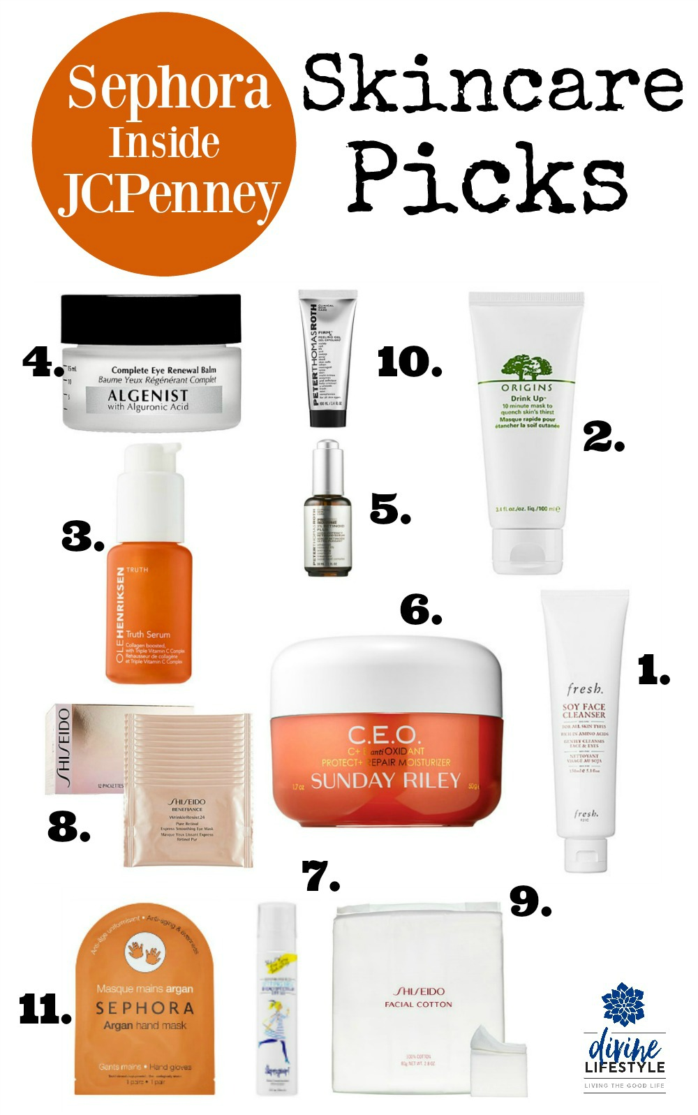 Makeover your skin with Sephora Inside JCPenney #SephorainJCP #SoWorthIt