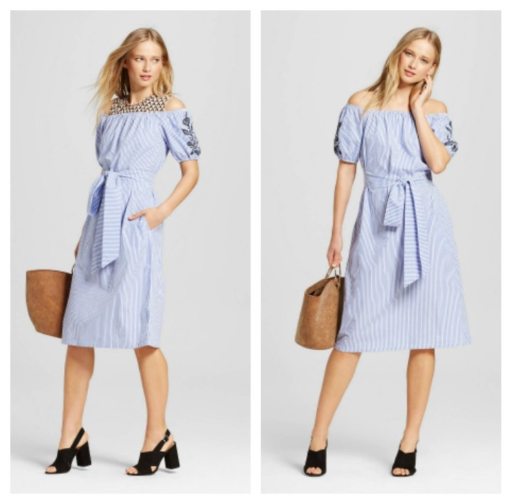9 Dresses to Buy from Target Right Now