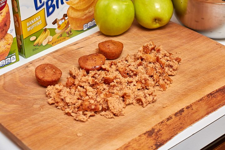 Mini Cinnamon Apple Crisps Recipe