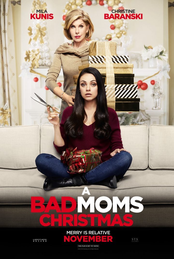 A Bad Moms Christmas Movie in Theaters 11.1.17