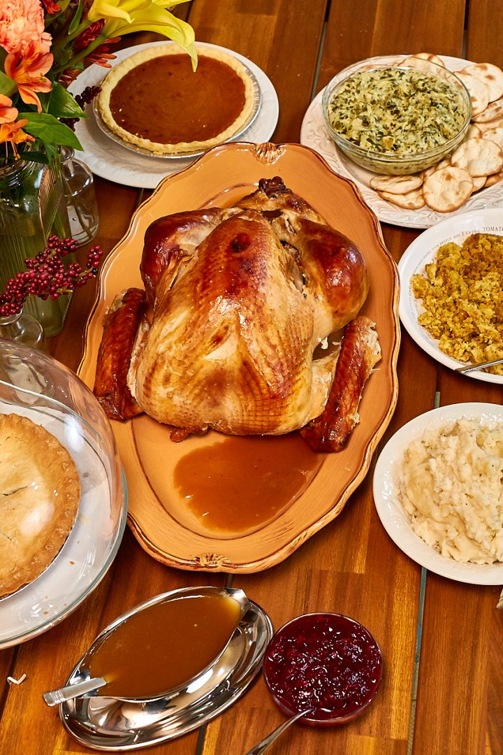 Thanksgiving Delivered from Boston Market 6