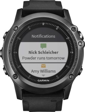 Gift Guide for the Fitness Lover Garmin fenix Smart exercise watch Best BUy