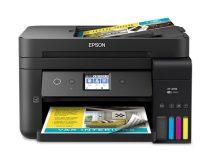 Epson Workforce ET04750 EcoTank Printer