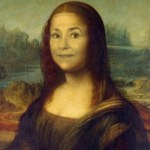 Q&A Blog Archive Enlightertainment with Glenn Younger (author and spiritual coach) on Divine Light Vibrations. Mona Lisa spoof.