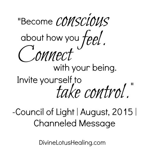 Council of Light August 2015 Channeled Message