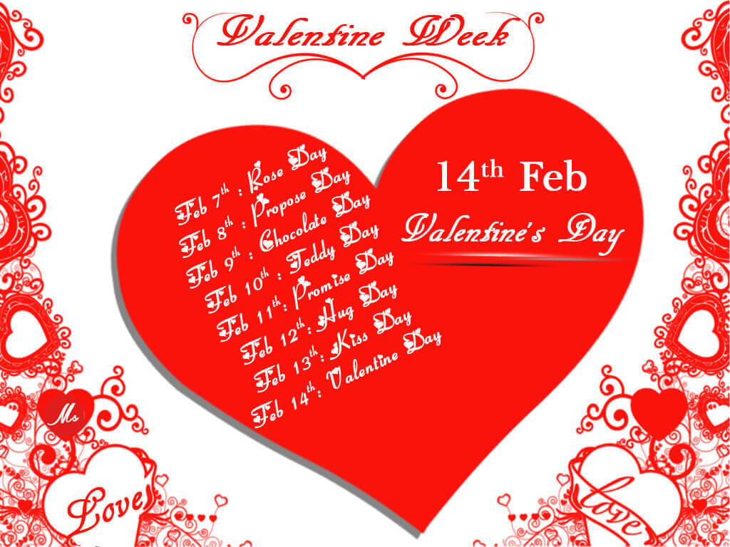 Rose Day, Propose Day, Hug Day and Kiss Day are among the specially marketed days leading up to Valentine's Day.  Despite the non-stop hype, the truth is Valentine's Day isn't all romance and roses.