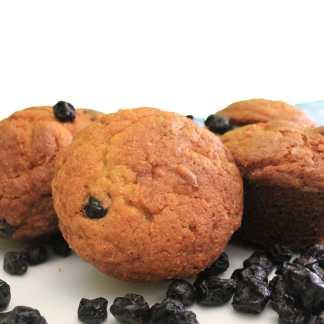 gluten free blueberry muffin mix