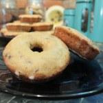 glazed blueberry donuts gluten free