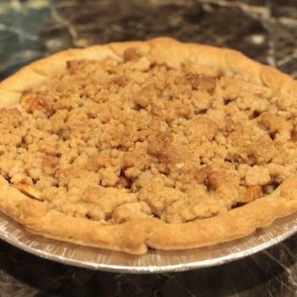 divinely gluten free dutch apple pie