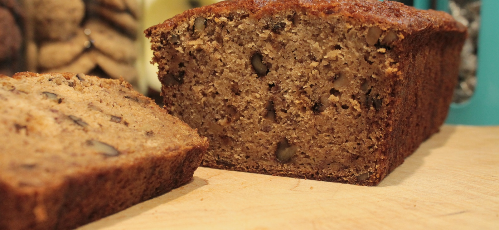 Dedicated Gluten Free Bakery in Glens Falls has Banana Nut Bread