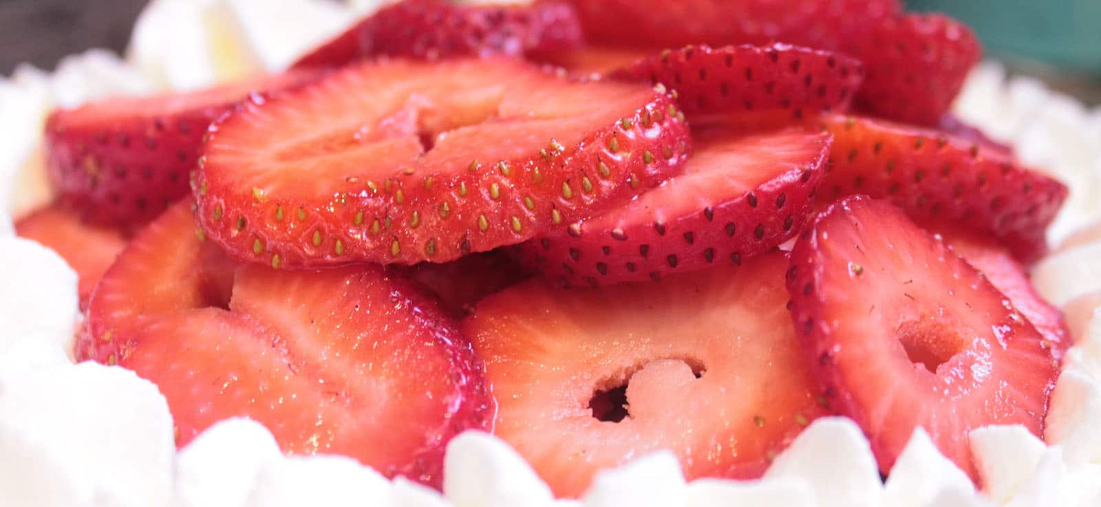 strawberry shortcake - made to order gluten free