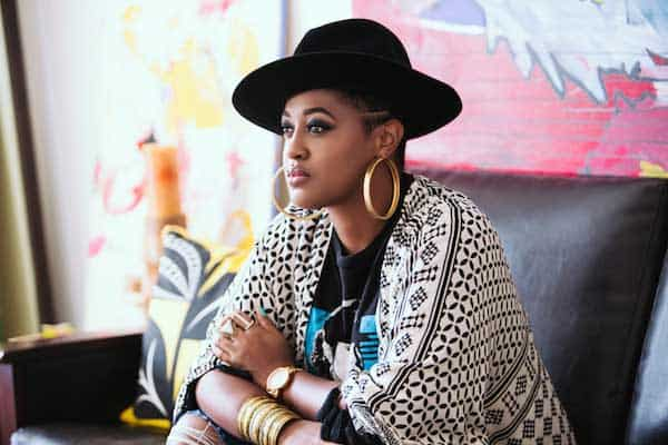 Double Grammy Nominee Rapsody To Take Center Stage at The Dinah 2018