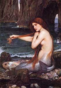Waterhouse a mermaid hires banner18
