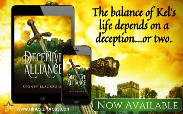 A Deceptive Alliance by Sydney Blackburn