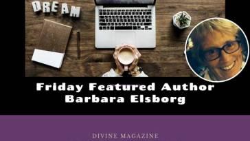 Friday Featured Author Barbara Elsborg
