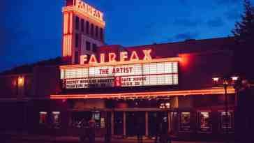 Farifax Theatre The Artist photo by Ben Breitenstein on Unsplash LQ