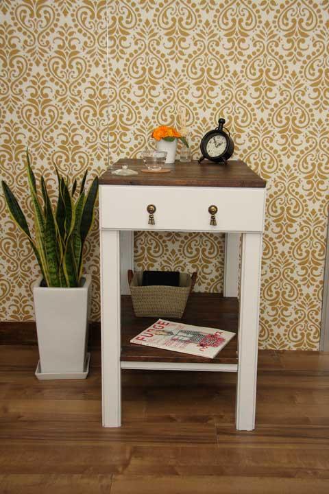 desk table wood floor interior home 1411313