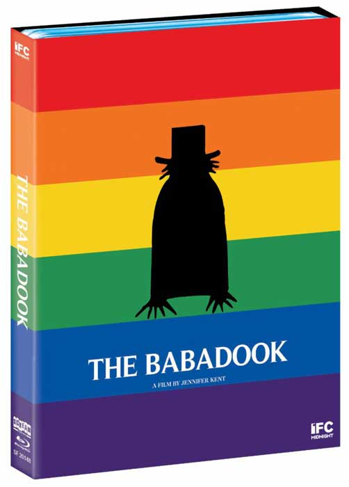 'The Babadook' limited edition Pride Blu-ray from Shout! Factory, plus Pride sale on select LGBTQ titles