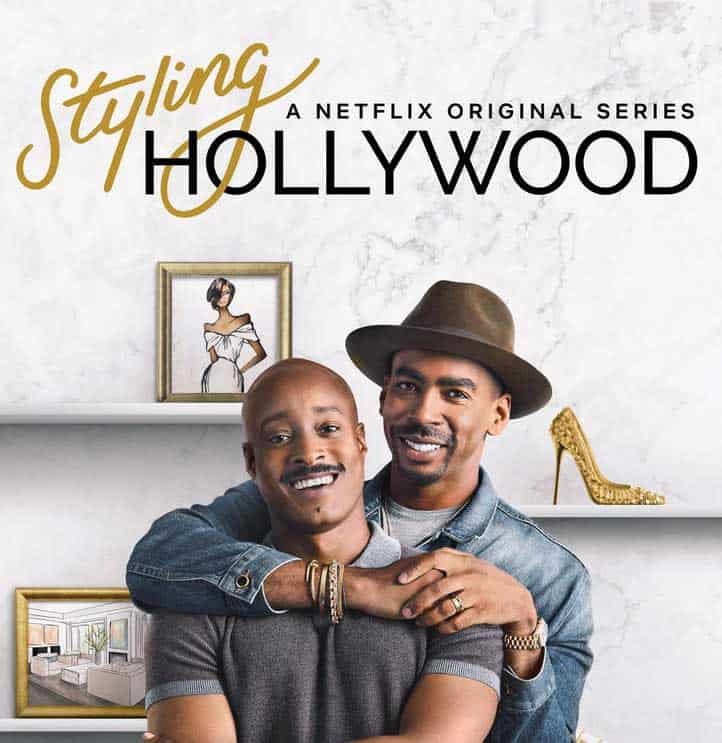 Styling Hollywood Debuts August 30 on Netflix