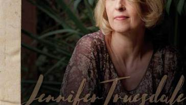 Jennifer Truesdale new Album Through the Circle