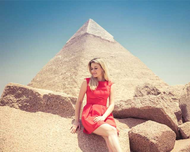Giza Pyramids Best Things to Do in Hurghada