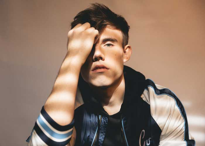 Pop Star Asher Knight Releases Without Us