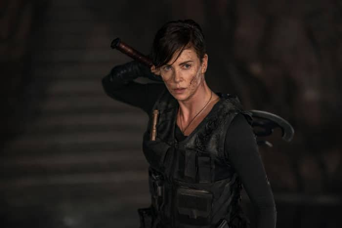 Charlize Theron stars in The Old Guard | Debuts on Netflix on July 10