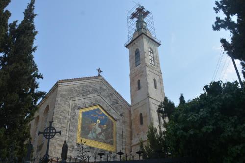 Sep 13 Visitation Jaffa Gate