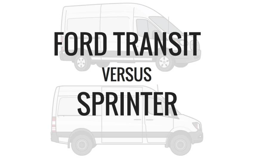 The Sprinter And Transit Are Both Really Great Vans For Van Dwelling Because Of The Size And Capabilities Youll Have For The Conversion