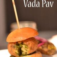 Mumbai's Vada Pav