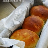 Pav Bread - Indian dinner rolls