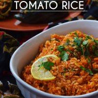 Spanish Tomato Rice
