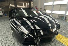 black lambo. divinesplash.com divine splash car spray singapore divine splash spray painting . ppg paint