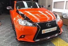 lexus is250c lexus orange. lava orange car spray singapore divinesplash.com divine splash spray singapore. lexus is250 orange car
