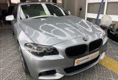 divine splash bmw535 silver car spray singapore. divinesplash.com bmw silver color. car spray painting singapore car spray sg bmw