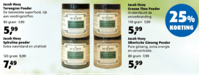 jacob hooy superfoods