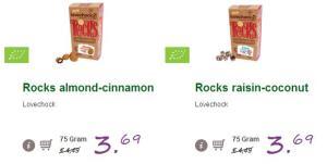 Lovechock rocks