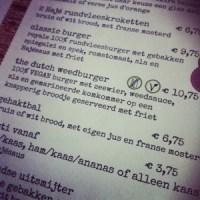Dutch Weed Burger Haje