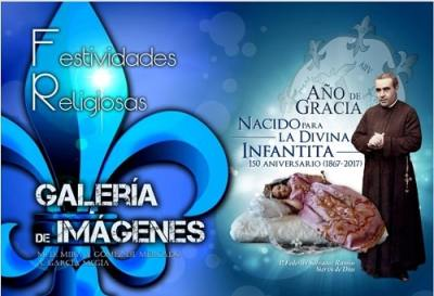 Festividades Año de Gracia Federico Salvador