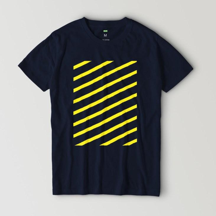 タテジマキンチャクダイ成魚Tシャツ