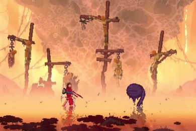Dead Cells: Rise of the Giant - Free DLC brings bonus levels and an alternative ending for the best players 3