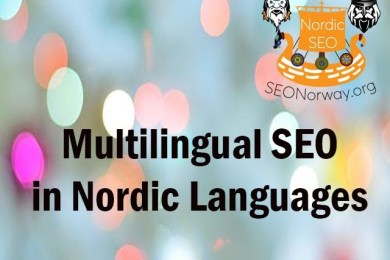 Multilingual Nordic SEO with SEONorway.org 2