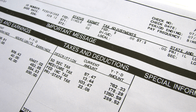 What Does a Pay Stub Look Like? These Are the Key Things to Know