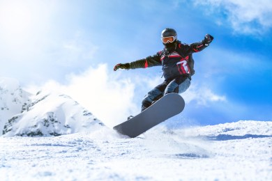 How to Snowboard: A Guide for Beginners 1