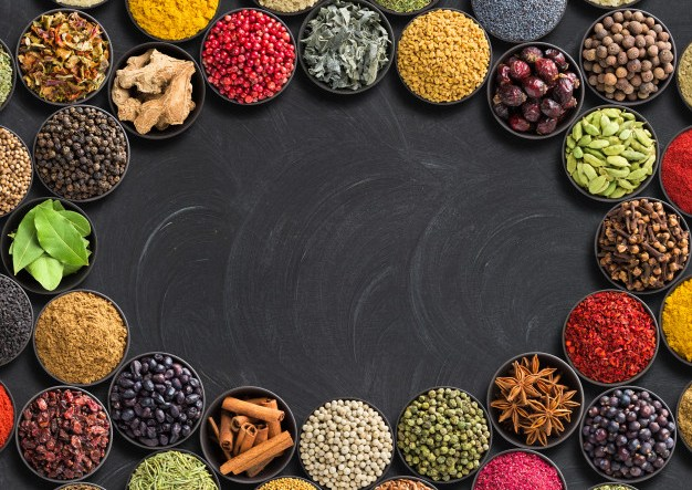 Top Organic Spices