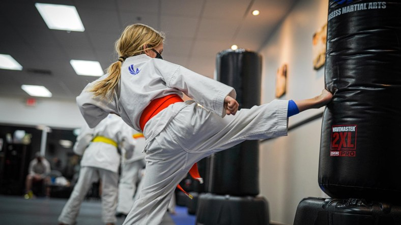 Why children should learn karate 1