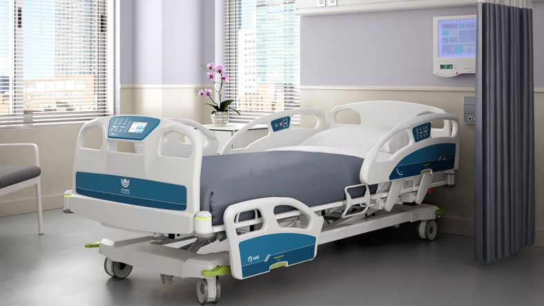 Top Best Companies in Hospital Bed Market