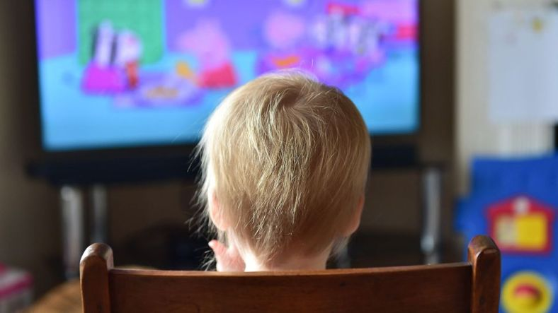 Good news ! Watching cartoons would be very good for your health